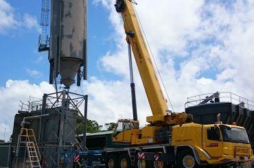 Nambour, QLD Industrial Demolition - 3D Demolition